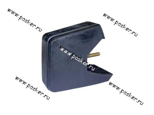 Буфер бампера 2106 левый резиновый Балаково ОАО БРТ