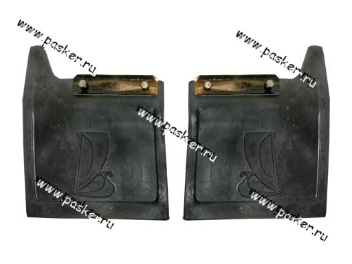 Брызговики задние 2101-07 с крепежом AVKOPRO