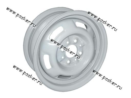 Диск колесный 2108-099 АвтоВАЗ 13/5J/4*98/ЕТ35/d58.6 черный грунт+серебристое покрытие
