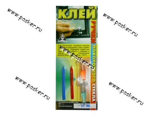 Клей для ручки поворотного стекла Адекват 1гр