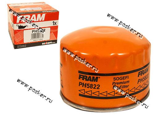 Фильтр масляный 2105-099 ОКА FRAM PH5822