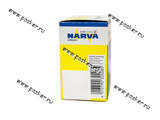 Лампа галоген 12V H4 100/90W P43t NARVA 48901