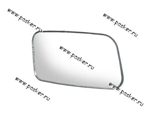 Зеркальный эл-т 2110 Автодеталь правый с рамкой