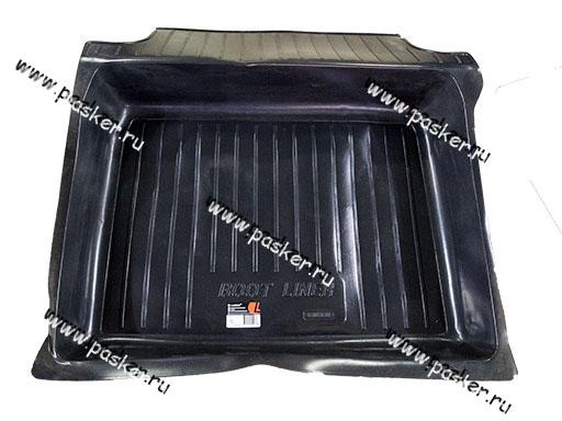 Коврик в багажник 2101,06 пластик Comfort